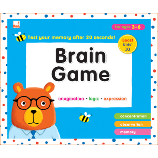Brain Game - Imagination, logic, expression