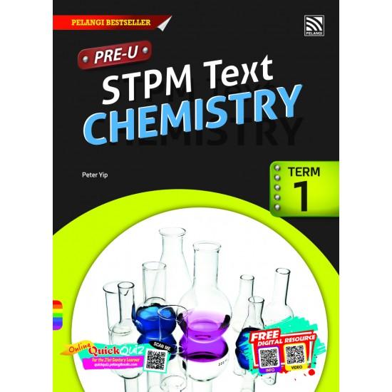 PRE-U STPM 2018 CHEMISTRY PENGGAL 1