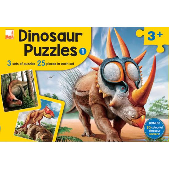 Dinosour Puzzles - puzzle 1