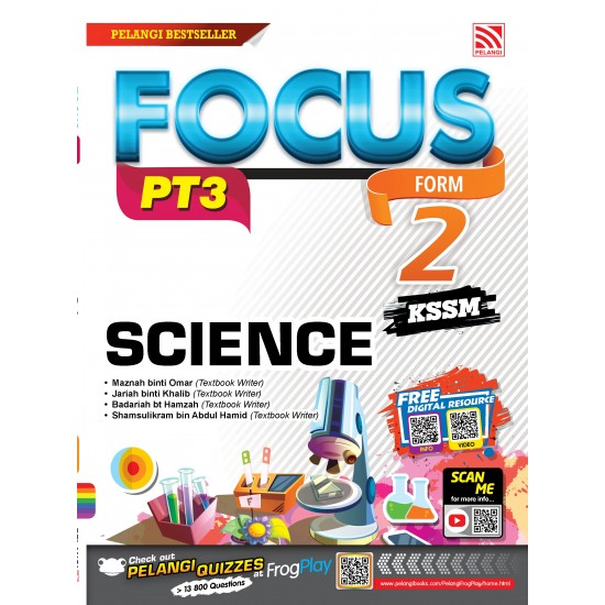 Focus Tingkatan 2 Science ( BI Version )