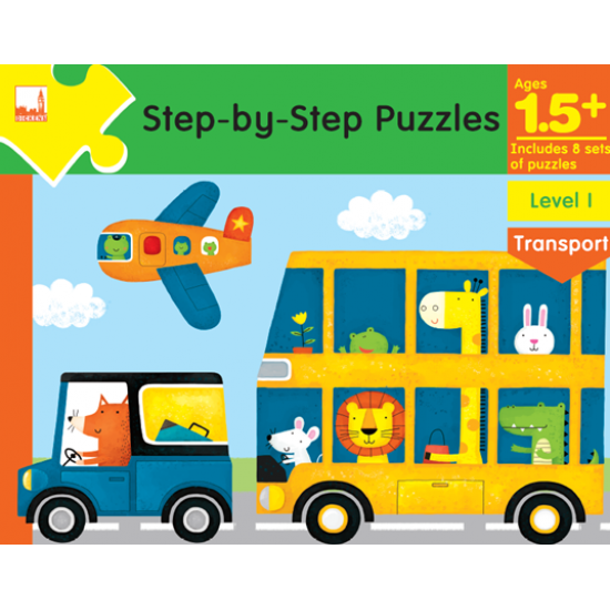 Step by Step Puzzles - Ages 1+ Things That Do